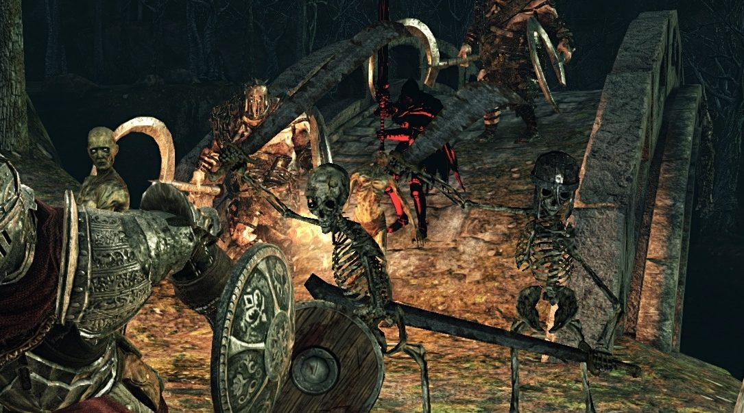 Que vous réserve Dark Souls II: Scholar of the First Sin sur PS4 ?