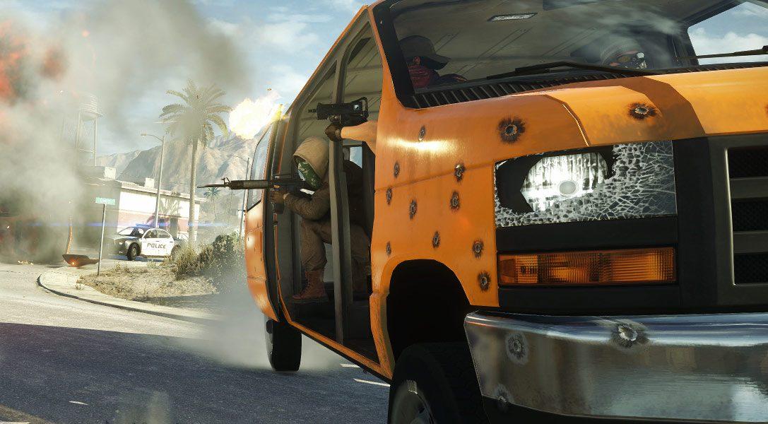 Téléchargez la bêta ouverte multijoueurs de Battlefield Hardline sur PS4 et PS3