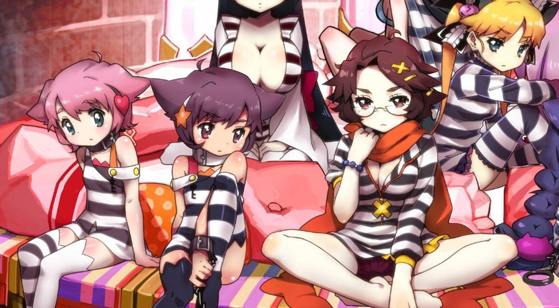 Criminal Girls: Invite Only apporte son lot de nouveautés aux JRPG cette semaine sur PS Vita
