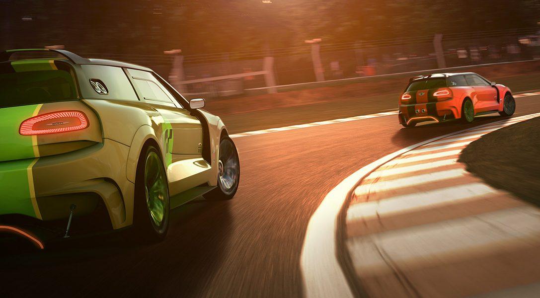 De nouvelles voitures et fonctionnalités disponibles dans GT 6