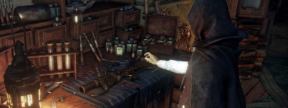 Bloodborne : Lancement de la publicité télé, présentation détaillée des options de personnalisation