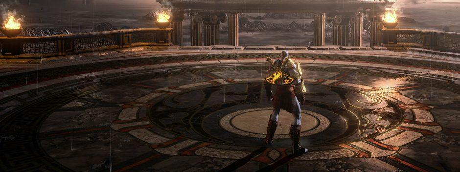 God of War III Remastered s'attaque à la PS4 en juillet