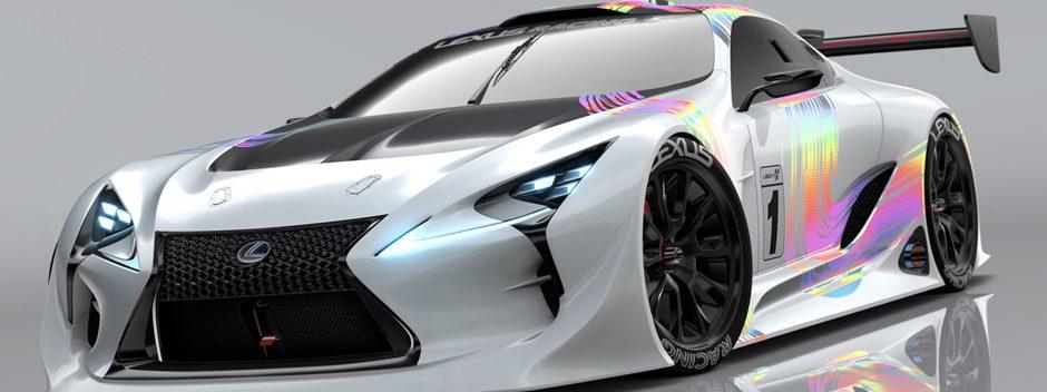 La mise à jour de Gran Turismo 6 rajoute 3 nouvelles voitures Vision GT dès aujourd'hui