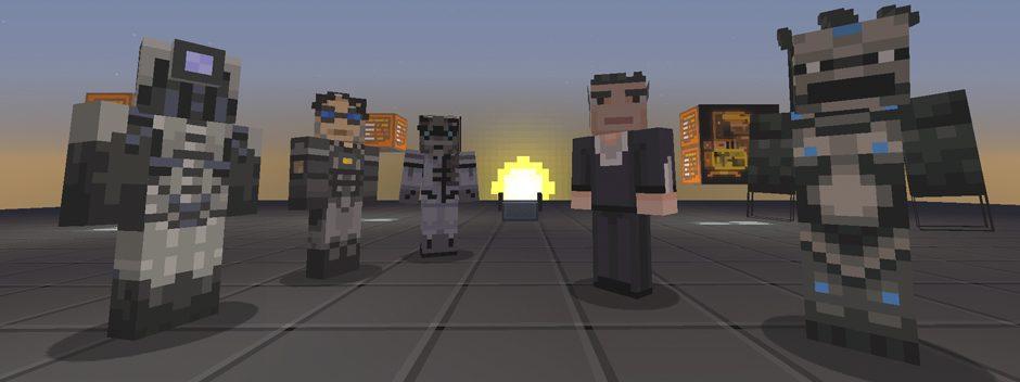 Nouveau contenu téléchargeable disponible pour Minecraft sur PS3, PS4 et PS Vita cette semaine