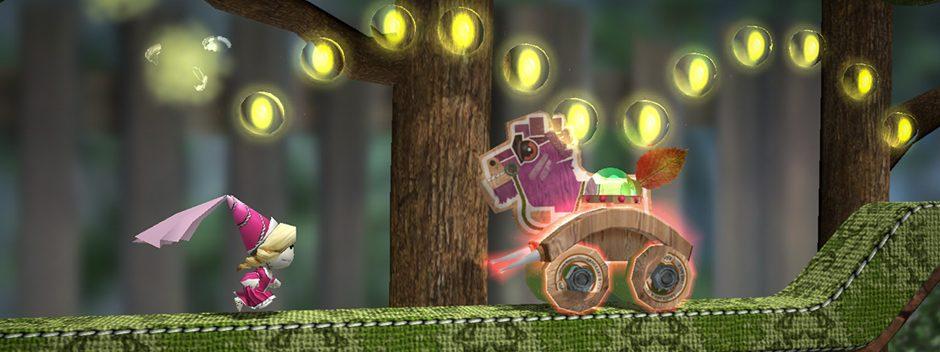 Run Sackboy! Run! arrive sur PS Vita cette semaine