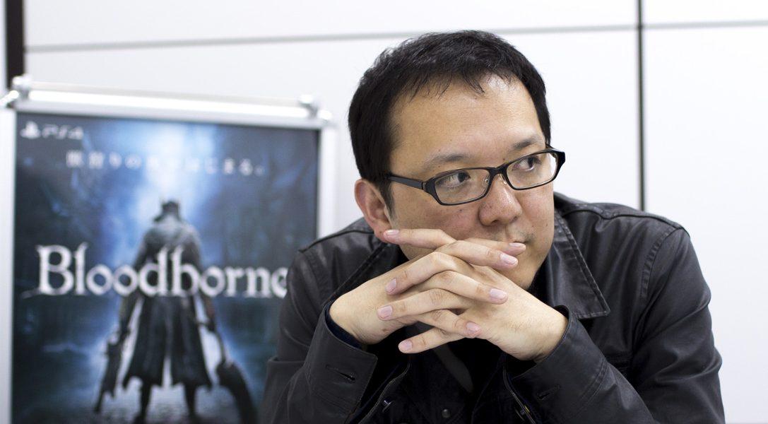 Discussion avec Hidetaka Miyazaki, le créateur de Bloodborne