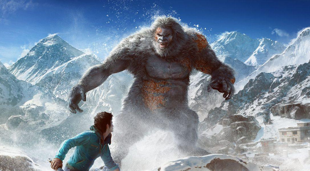 Sortie du DLC Far Cry 4 – La Vallée des Yétis