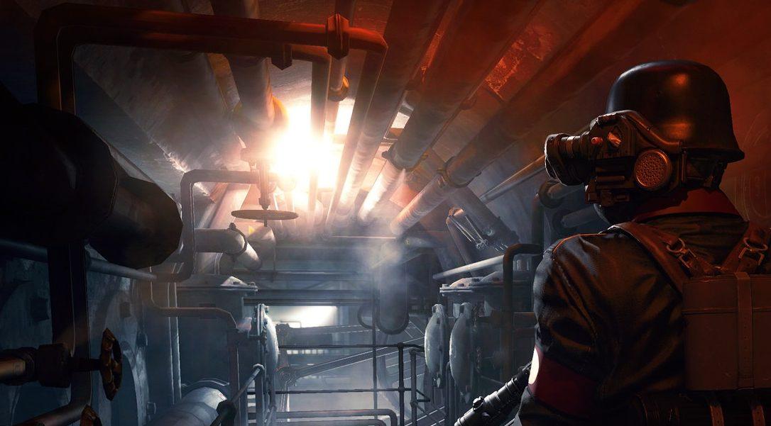Wolfenstein : The Old Blood annonce son arrivée en mai