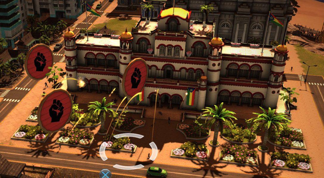 Viva El Presidente ! Tropico 5 débarque sur PS4 le 24 avril !
