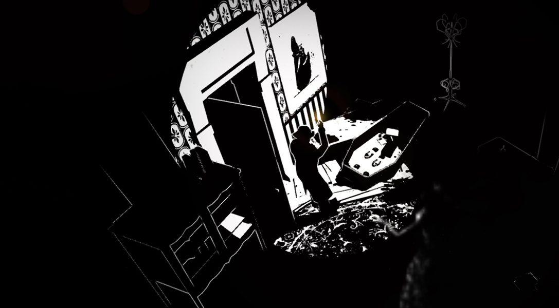 White Night, le survival horror stylisé, sort sur PS4 cette semaine