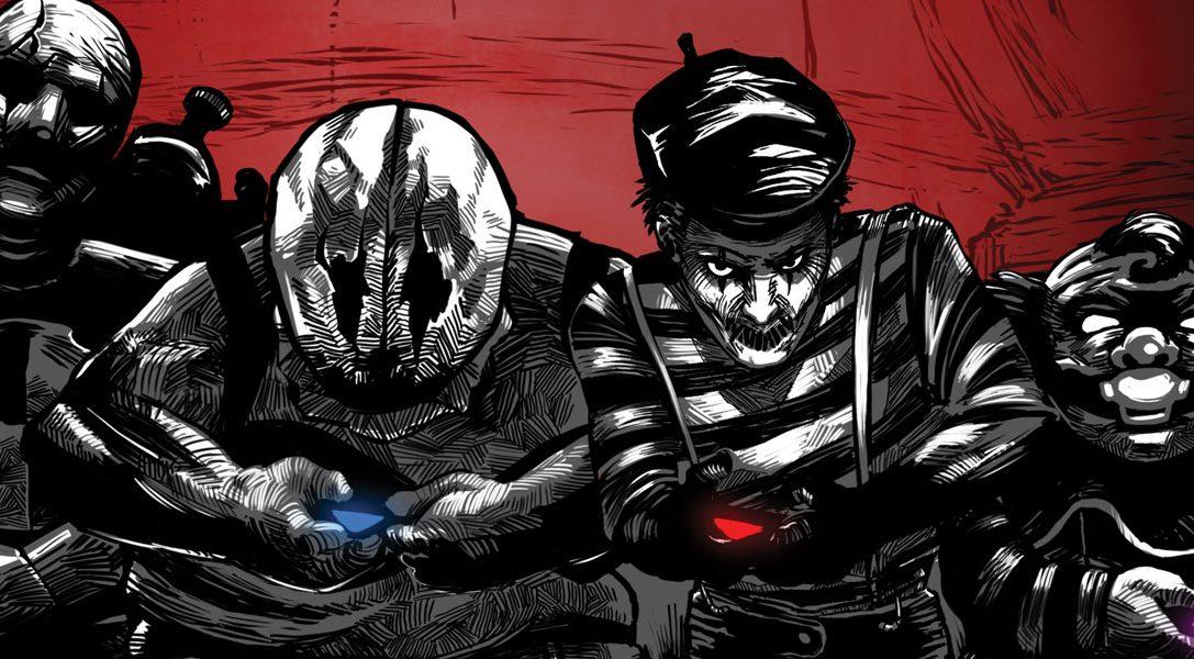 Brawl, party game axé sur le thème de l'horreur, est annoncé sur PS4