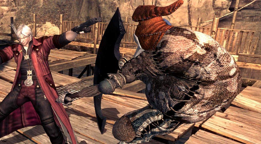 La nouvelle bande-annonce de Devil May Cry 4 Special Edition dévoile certaines fonctionnalités exclusives