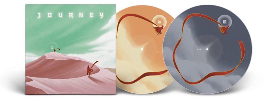 La bande originale de Journey sur vinyle en édition limitée