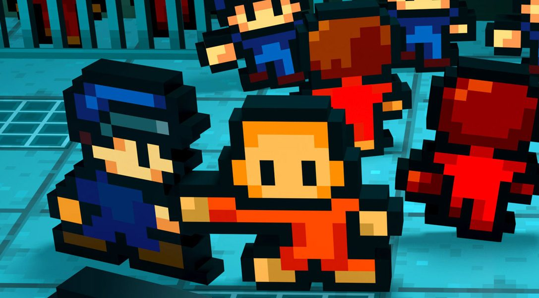 La simulation d'évasion de prison The Escapists s'échappera sur PS4 le 29 mai