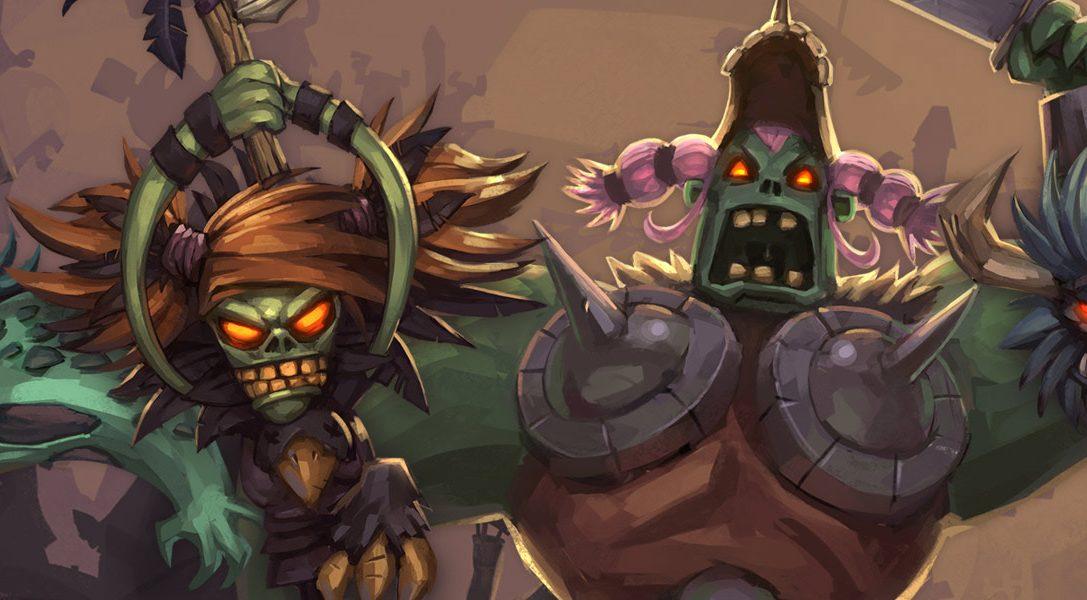 Une nouvelle vidéo sur les coulisses du jeu de combat en coopération, Zombie Vikings