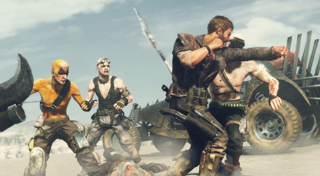 Une nouvelle bande-annonce de gameplay montre l'envergure de Mad Max sur PS4
