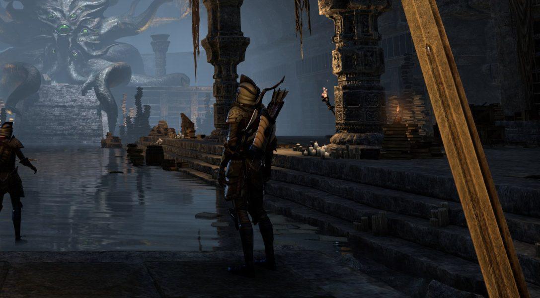 La bêta PS4 de The Elder Scrolls Online: Tamriel Unlimited commence demain