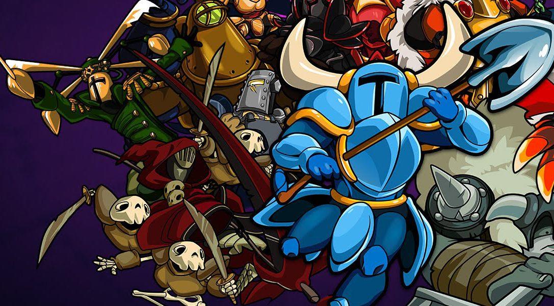 Le célèbre jeu d'action et de plate-forme Shovel Knight arrive cette semaine