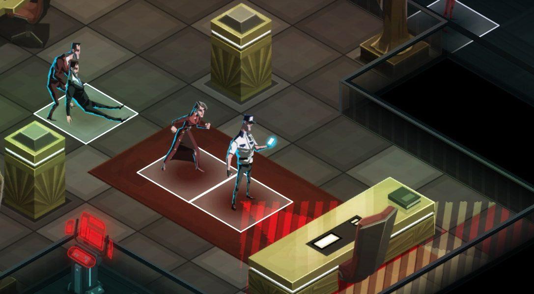 Invisible, Inc., développé par l'équipe de Don't Starve, sortira prochainement sur PS4