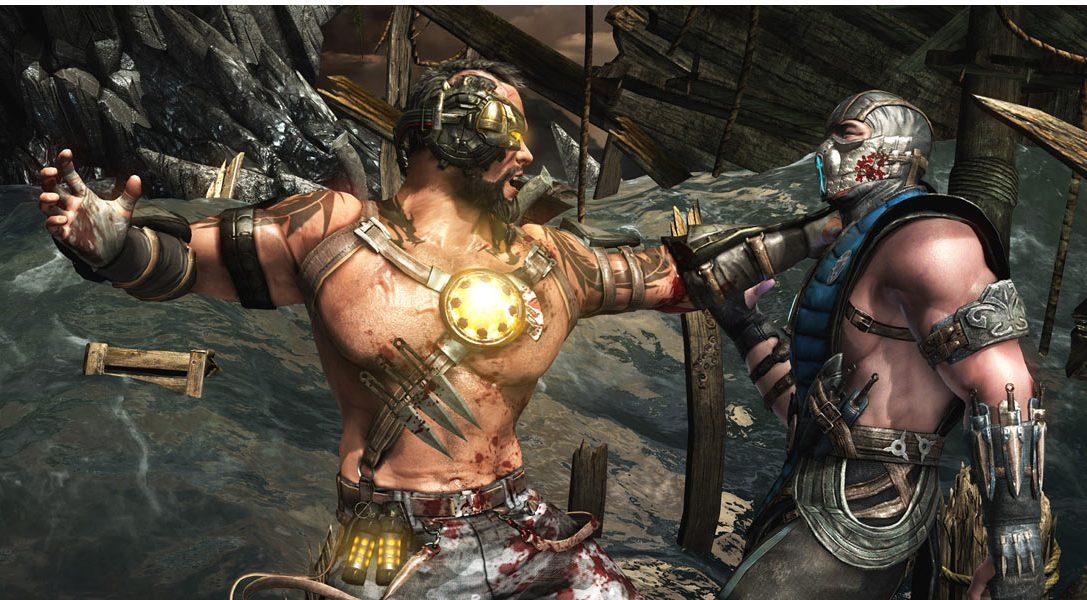 Mise à jour du PlayStation Store : Mortal Kombat X, Costume Quest 2 et plus…