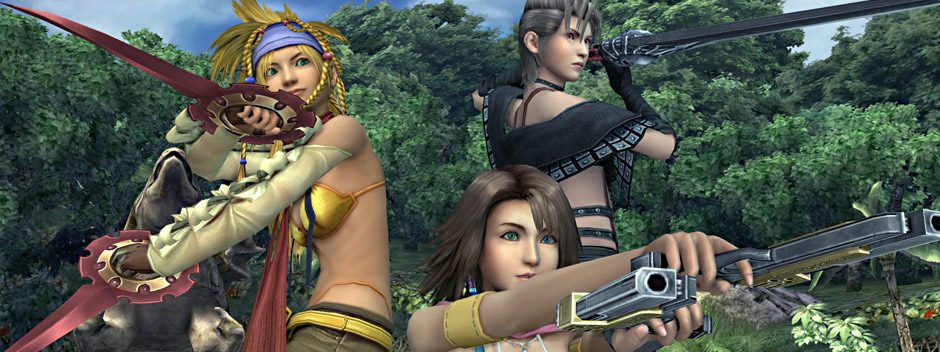 Final Fantasy X/X-2 HD Remaster arrive sur PS4 cette semaine