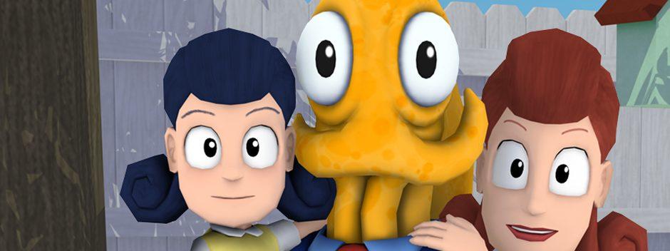 Mettez le tentacule sur Octodad pour PS Vita dès la semaine prochaine