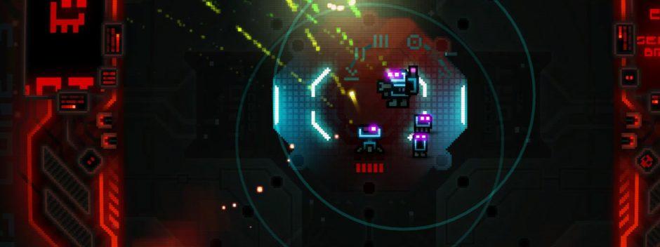 Le jeu d'arcade Ultratron sortira PS3, PS4 et PS Vita le 12 mai !