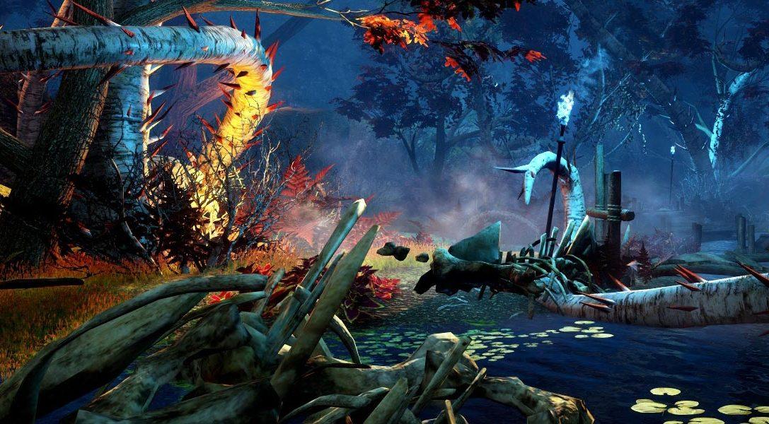 Le DLC Dragon Age : Inquisition – Les crocs d'Hakkon sort cette semaine. Regardez la bande-annonce !