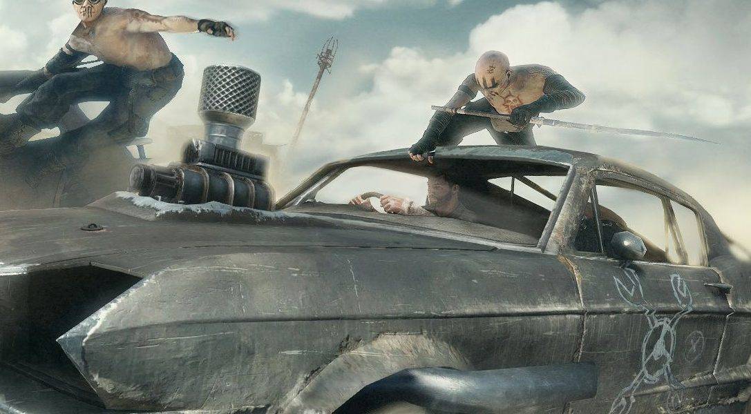 Un nouveau trailer féroce pour Mad Max sur PS4