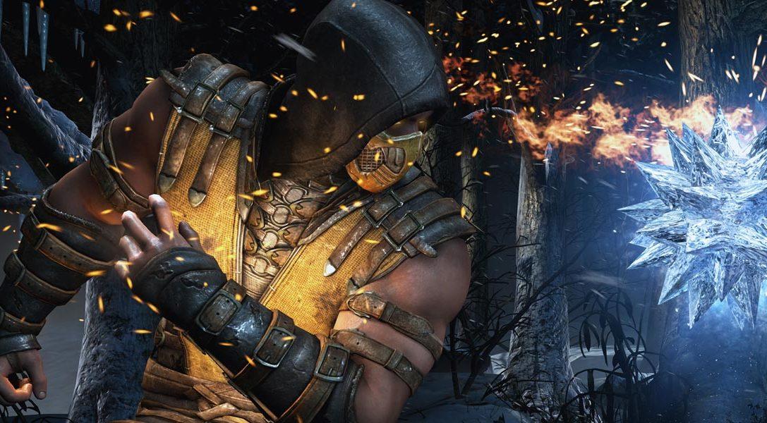Les meilleures ventes d'avril sur le PlayStation Store : Mortal Kombat X vainqueur par KO !
