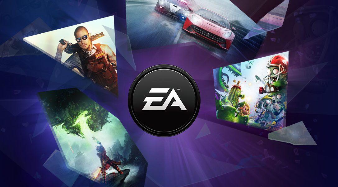 Les remises du PlayStation Store cette semaine : Dragon Age Inquisition, Battlefield Hardline, et bien d'autres…