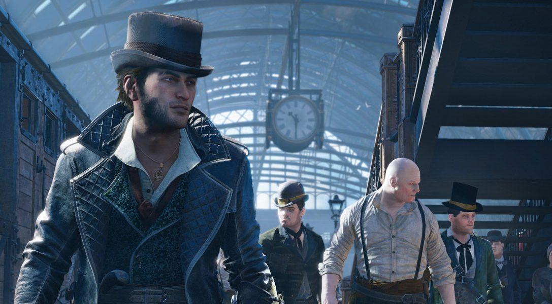 Une date de sortie et un premier trailer pour Assassin's Creed Syndicate