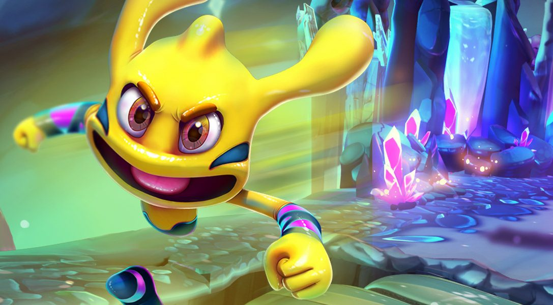 Mettez vos réflexes à l'épreuve avec Color Guardians, qui sort cette semaine sur PS4 et PS Vita