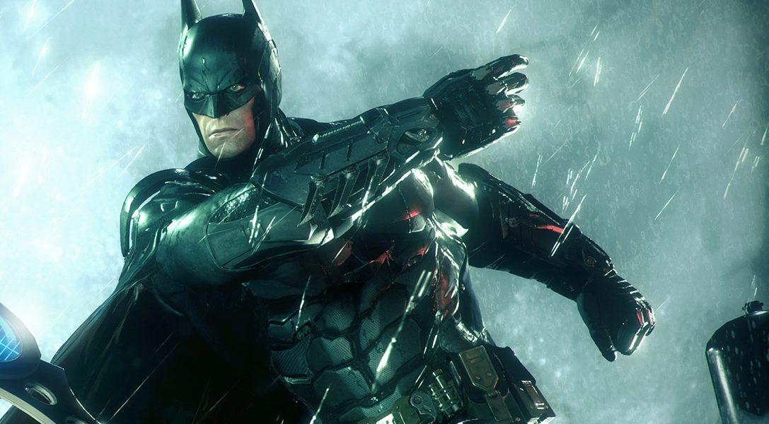 Batman : Arkham Knight – Arkham Insider – La série vidéo commence aujourd'hui