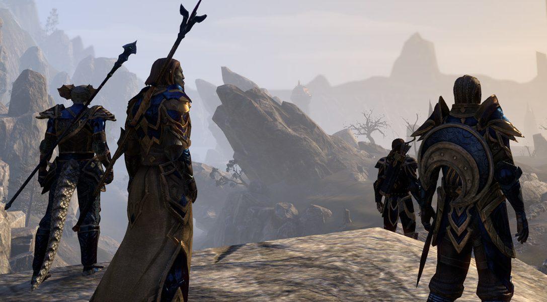 The Elder Scrolls Online: Tamriel Unlimited arrive sur PS4 dans deux semaines !