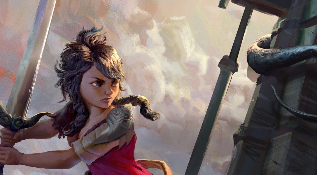 Le jeu d'aventure poignant Toren débarque sur PS4 la semaine prochaine