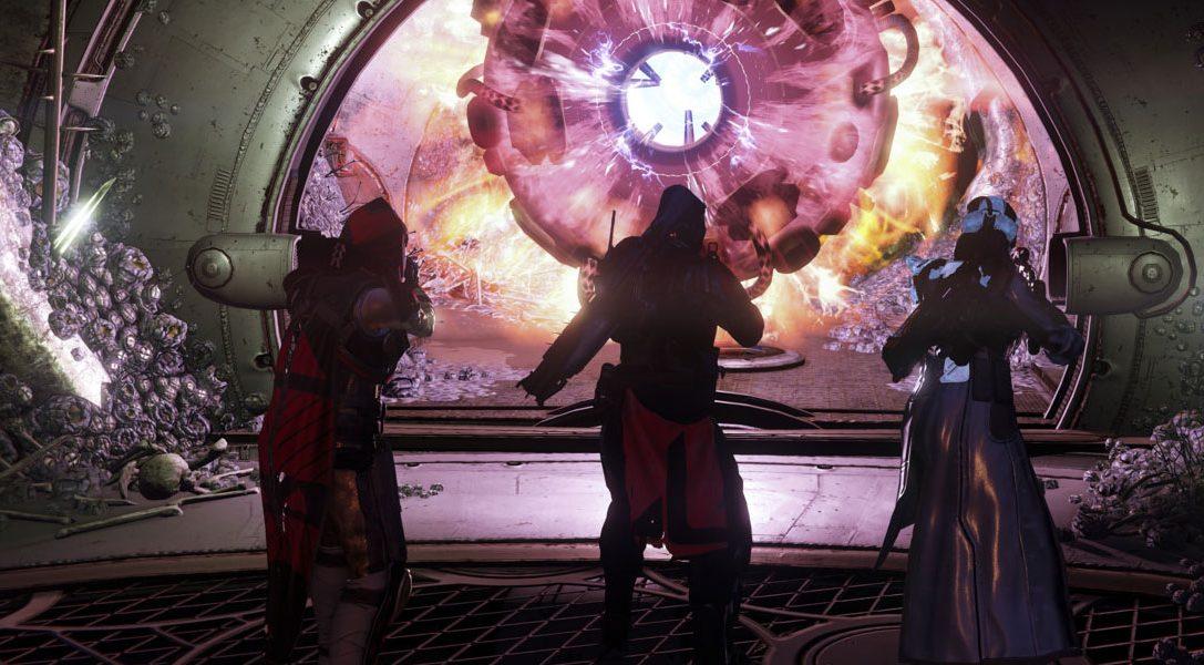 Une nouvelle vidéo pour Destiny: La Maison des Loups présente la nouvelle arène, la Prison des vétérans