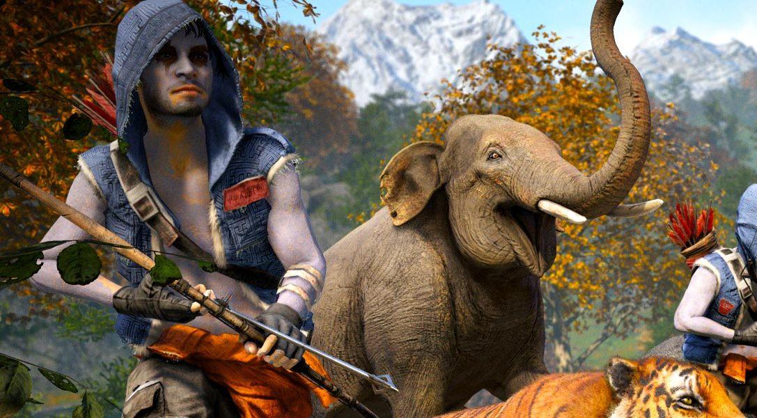 Nouvelles réductions sur le PlayStation Store : Far Cry 4, et toute une sélection de jeux à moins de 10€