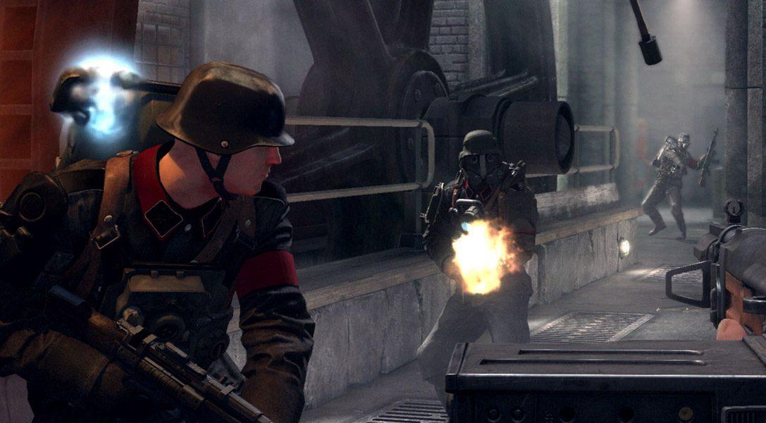 Wolfenstein: The Old Blood sort aujourd'hui sur PS4 !