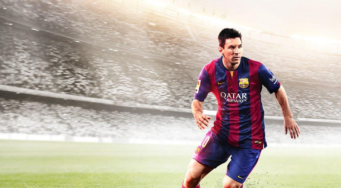 Inscrivez-vous dès maintenant pour le premier tournoi PlayStation Plus FIFA 15
