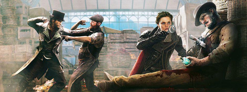Assassin's Creed Syndicate : The Dreadful Crimes fait sa présentation