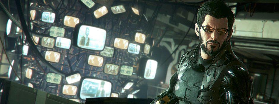 Un premier trailer de gameplay pour Deus Ex: Mankind Divided à l'E3 2015