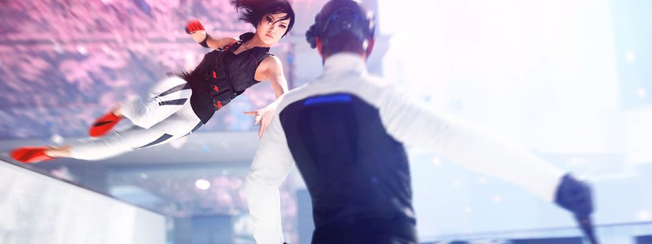 Mirror's Edge Catalyst sortira sur PS4 en février de l'année prochaine