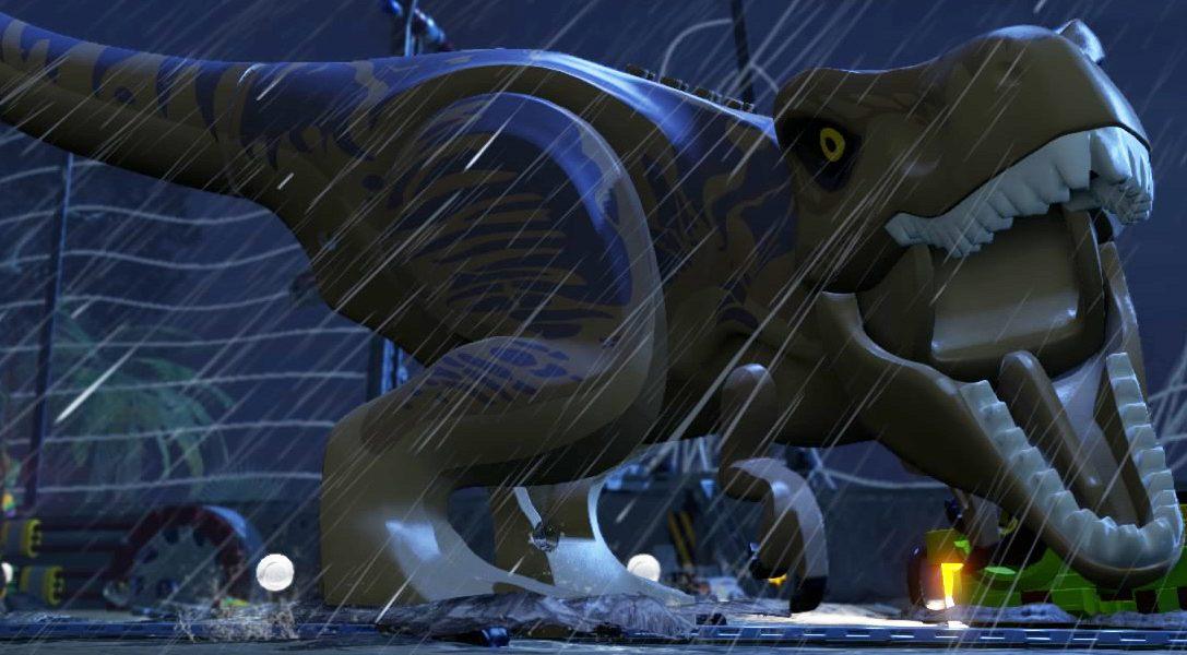 Mise à jour du PlayStation Store : LEGO Jurassic World, The Elder Scrolls Online, et plus encore…