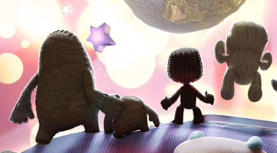 La nouvelle extension LittleBigPlanet 3: Le Voyage du retour arrive en juillet