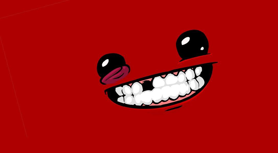 Super Meat Boy arrive sur PS4, PS Vita – et sur le PS Plus (si, si !)