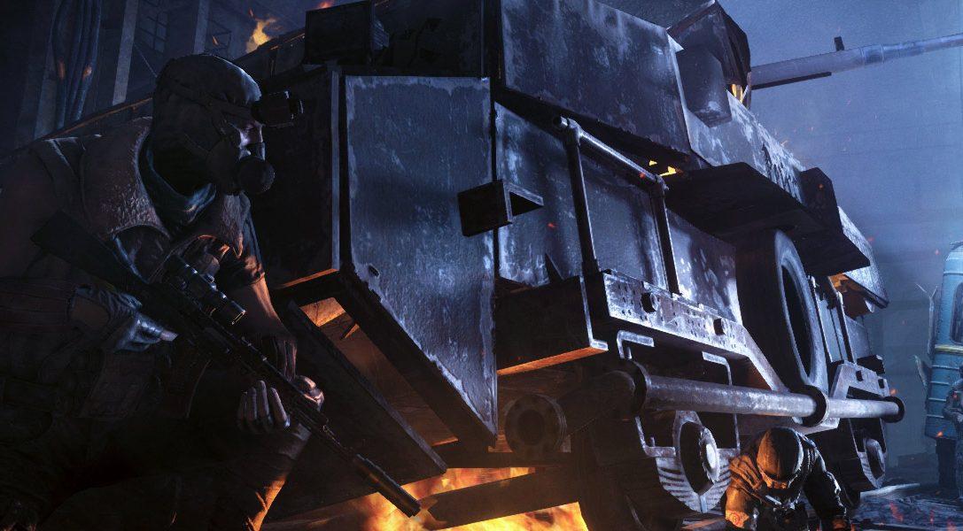 Metro Redux en version d'essai gratuite, aujourd'hui sur PS4