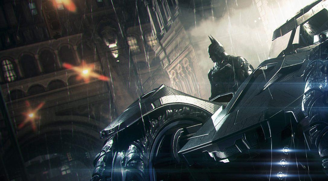 Mise à jour du PlayStation Store: Batman: Arkham Knight, Final Fantasy XIV: Heavensward, et plus encore…