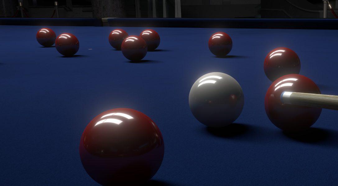L'extension de Snooker arrive cette semaine dans Hustle Kings