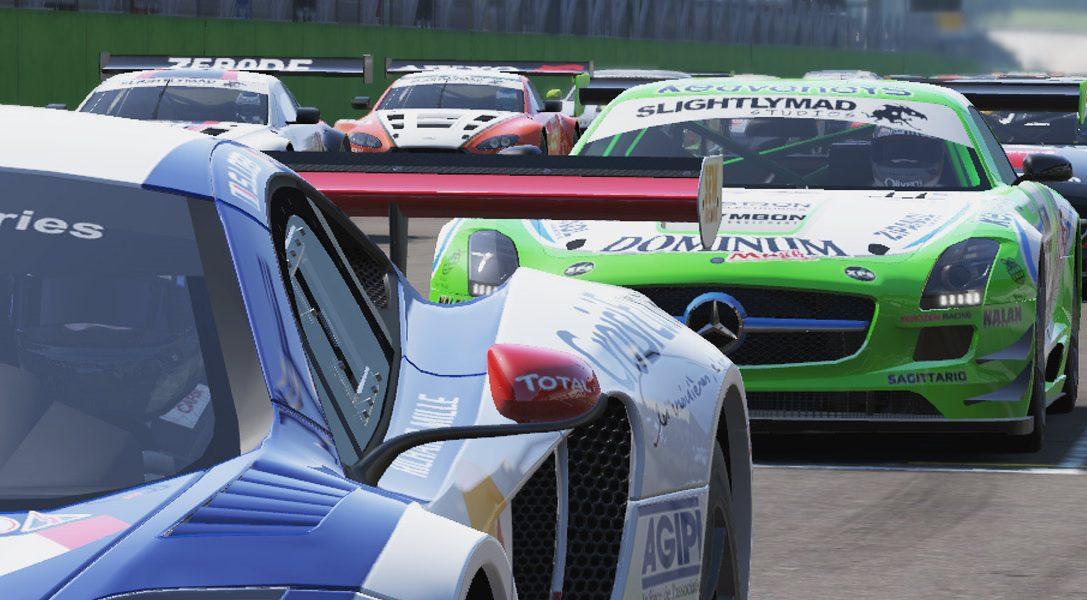 Remportez 1 000 € dans le tournoi Project Cars PlayStation Plus